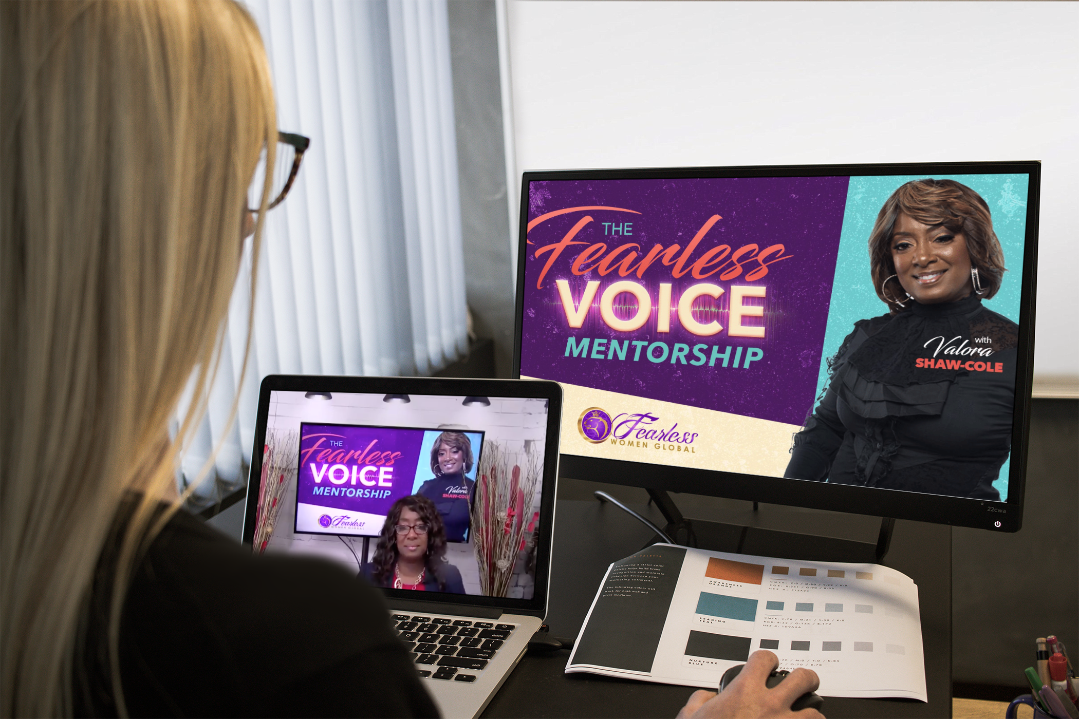 Fearless Voice Mentorship